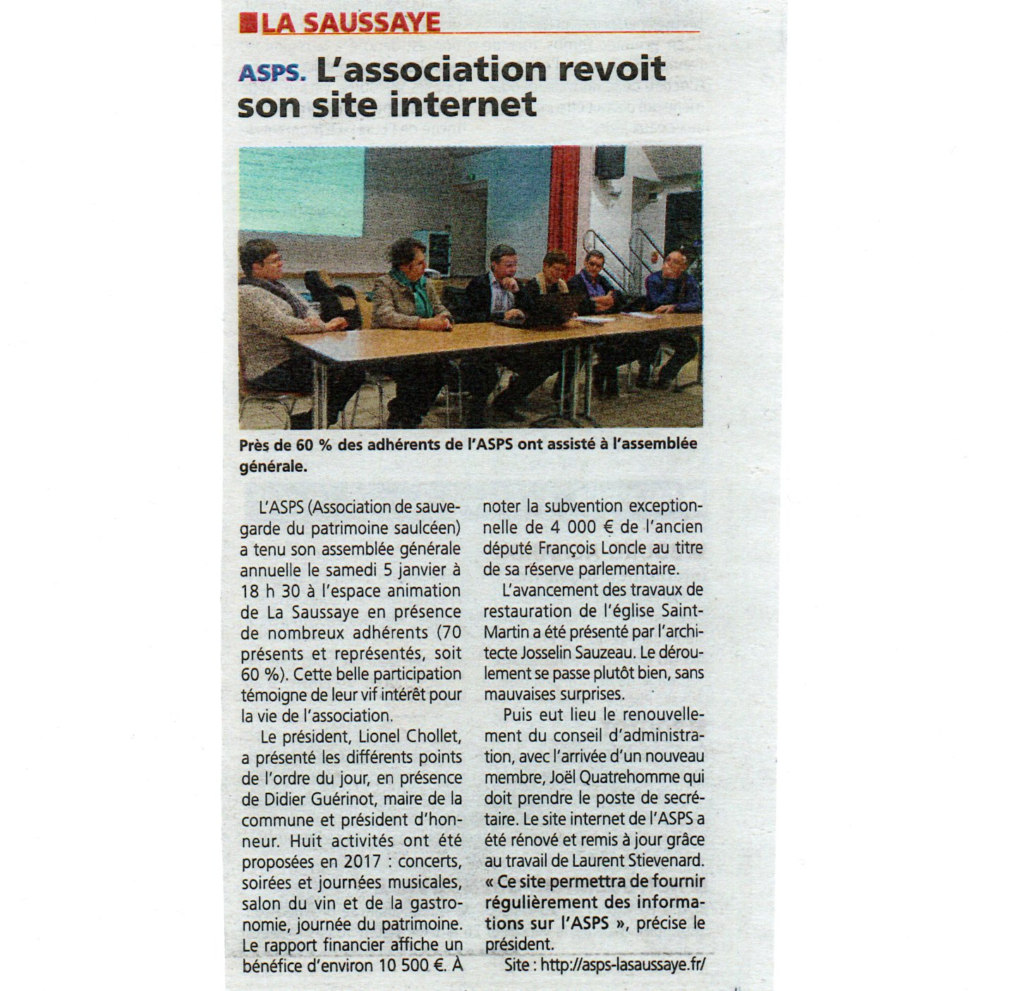 Image Article Courrier Eure